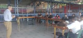 Coordinación de Investigación presenta modelo ICAP a diversas municipalidades
