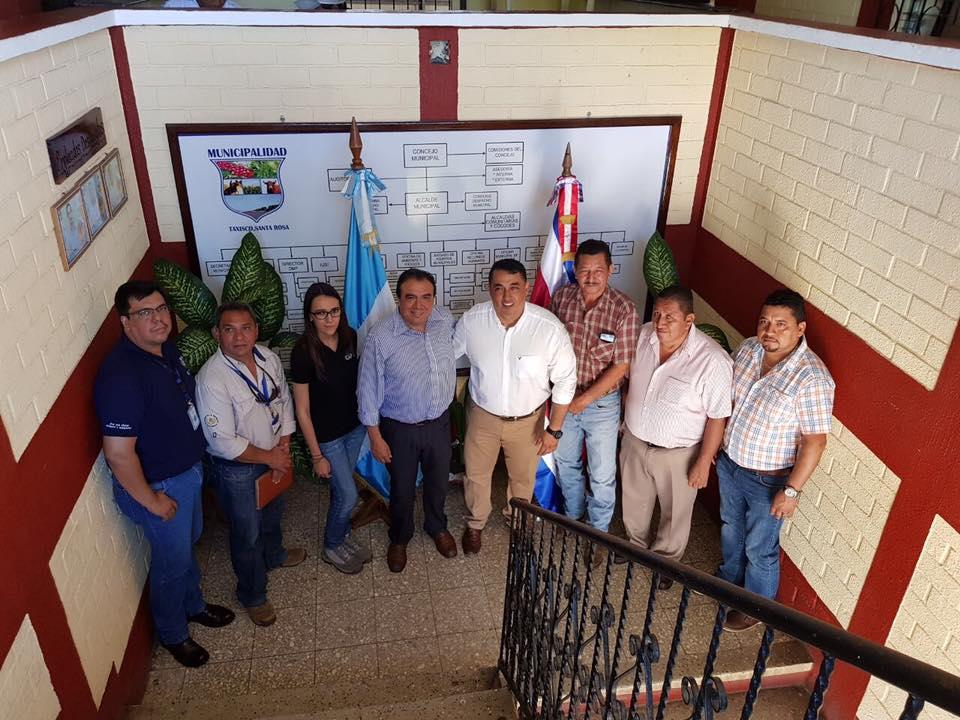 Finalizan visitas de campo iniciales del Proyecto de Blindaje Climático ICAP-BID