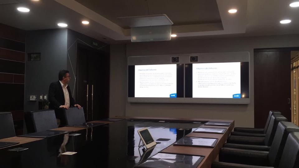 ICAP presentó I Informe del Análisis Integral de una Estrategia de Encadenamientos Productivos y de la Actividad Turística al SBD