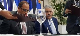 ICAP firma convenio marco de cooperación con el Ministerio de Relaciones Exteriores de República Dominicana y la Asociación Dominicana de Regidores