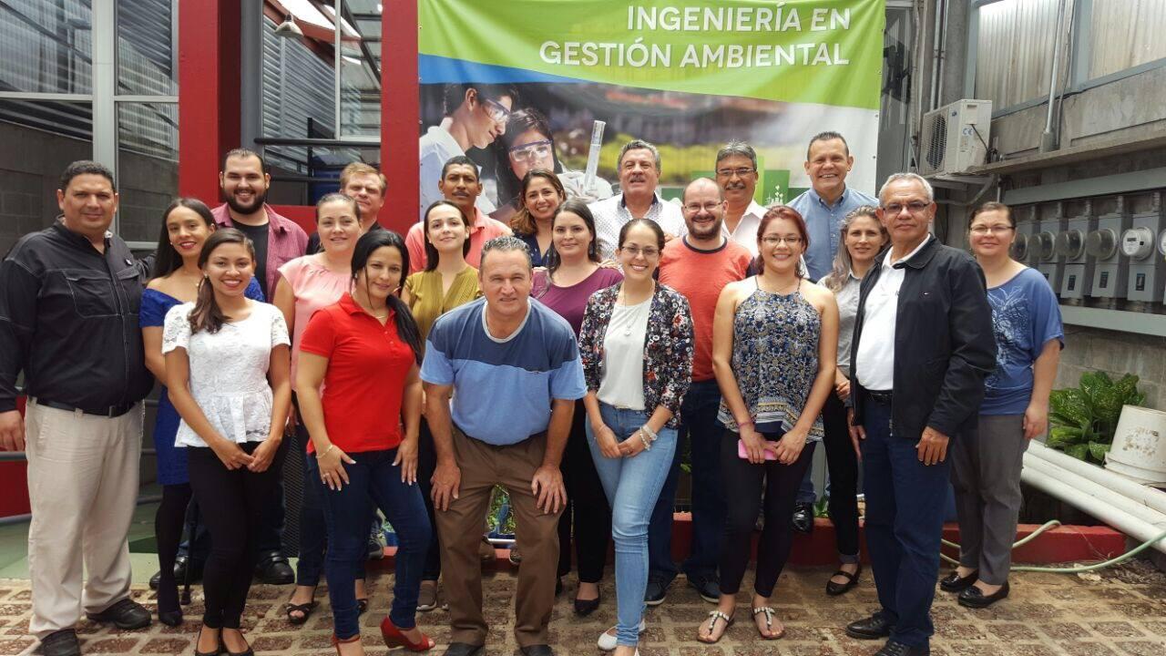ICAP abrió la III Promoción en la Maestría en Gestión Ambiental y Desarrollo Local en la sede de San Carlos de la UTN