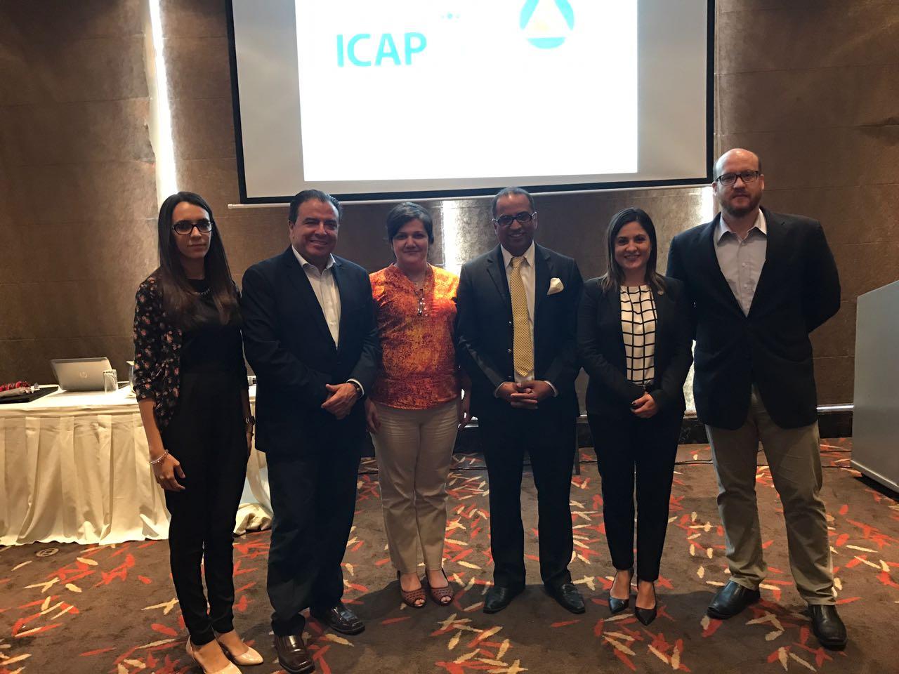 ICAP lanza segunda etapa del proyecto de Blindaje Climático