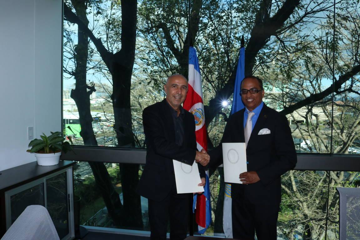 ICAP y BID extienden convenio de cooperación para Proyecto de Blindaje Climático