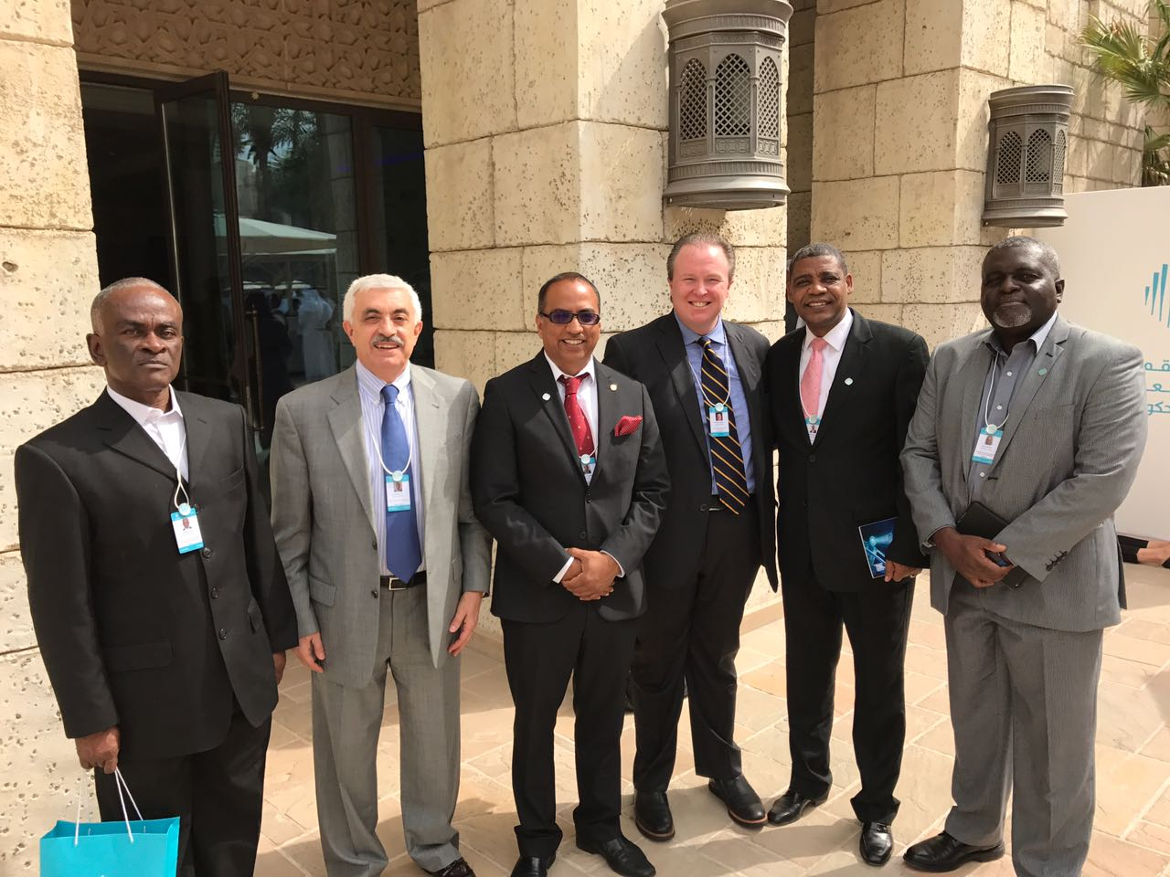 ICAP participa en Cumbre Mundial de Gobiernos en Dubai