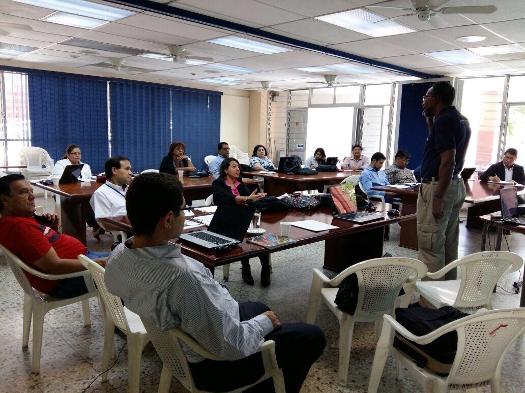 ICAP prepara a funcionarios del Ministerio de Hacienda de El Salvador en el marco del programa ICAP-Centroamérica
