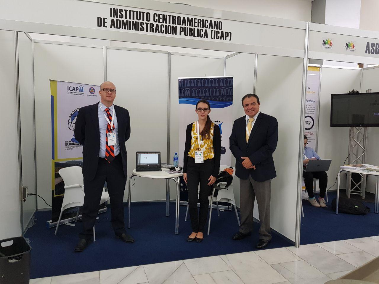 ICAP organiza Encuentro Regional en Gestión del Riesgo en Infraestructura en el IV Foro Consultivo de la PCGIR