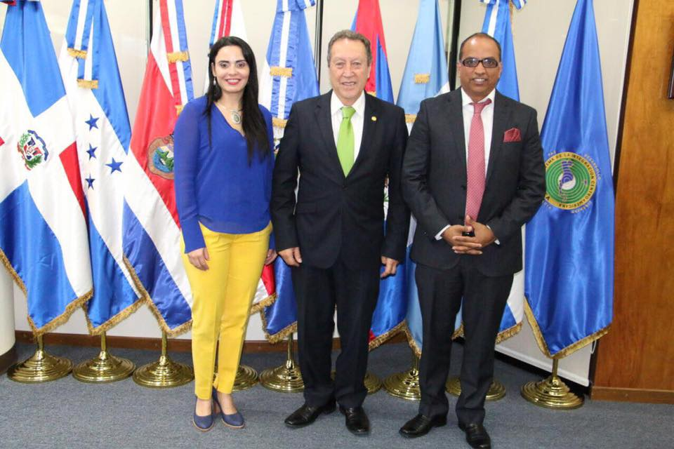 ICAP y Secretaría General del SICA coordinan trabajo conjunto en prospectiva estratégica y bienes públicos regionales