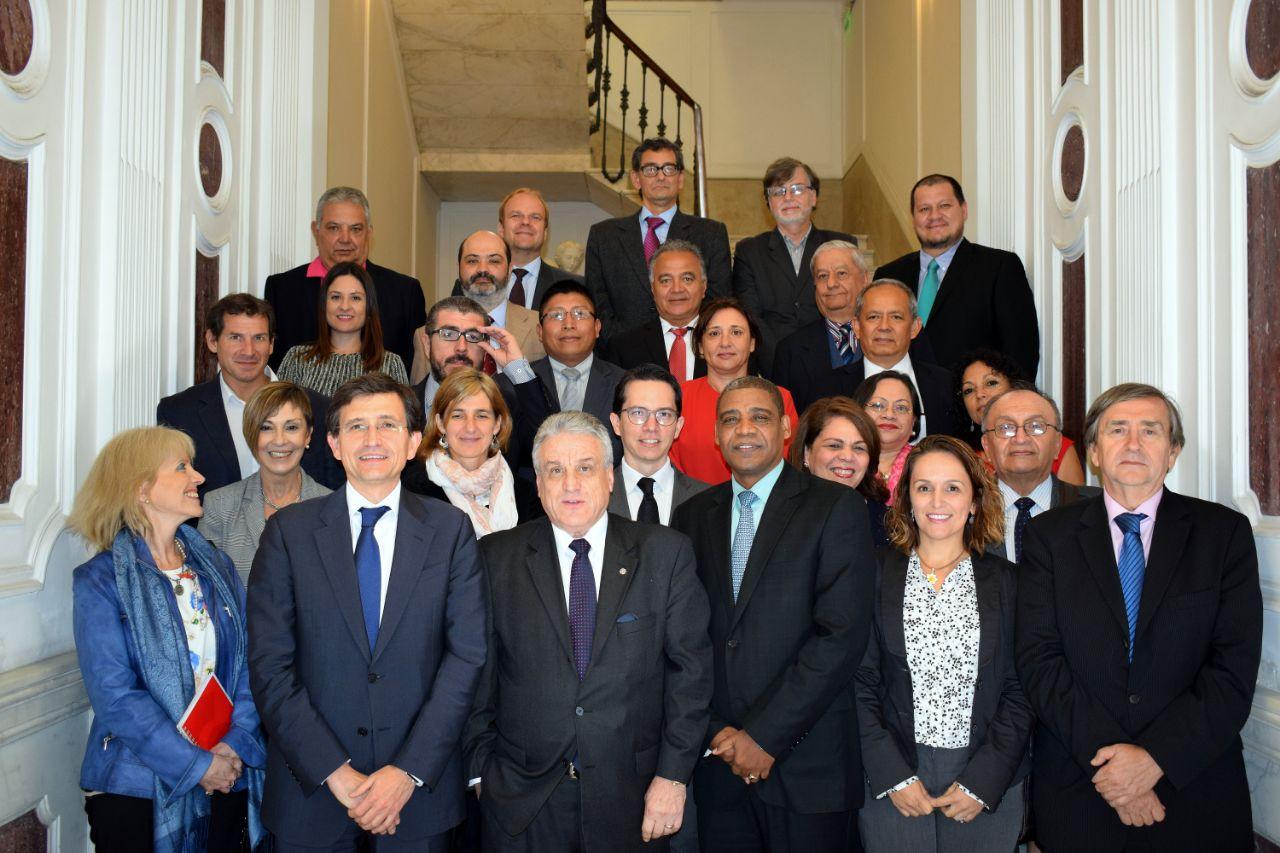 ICAP participa en el IV Encuentro de Escuelas e Institutos de Administración Pública