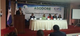 ICAP Inaugura Diplomado en Formulación y Evaluación de Proyectos de Inversión Local en República Dominicana