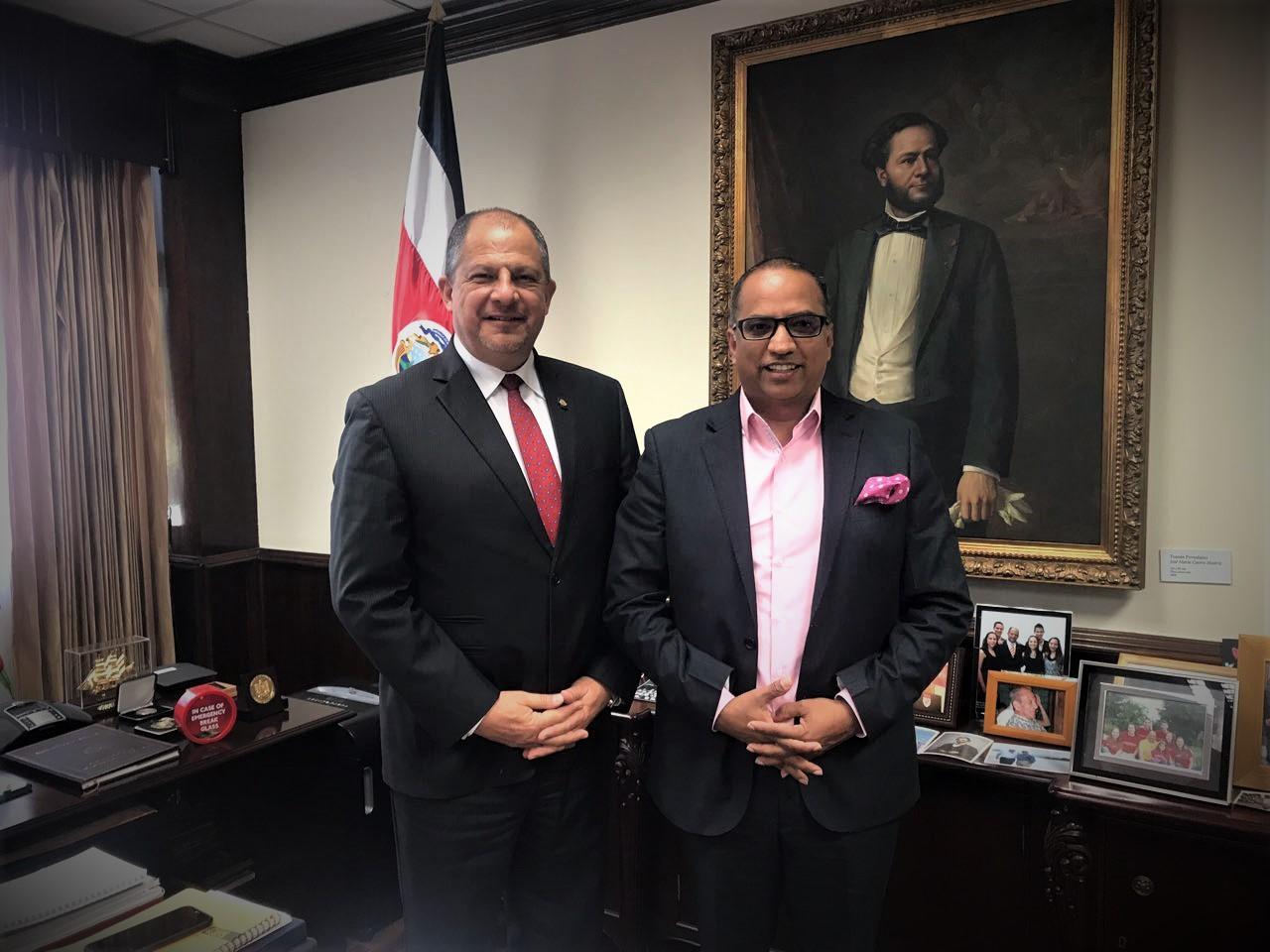 ICAP agradece respaldo de la Presidencia de la República durante esta administración