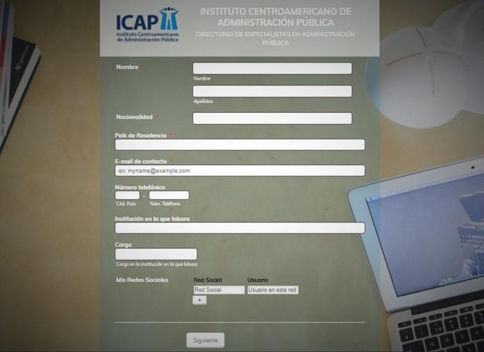 ICAP lanza Directorio de Especialistas en Administración Pública