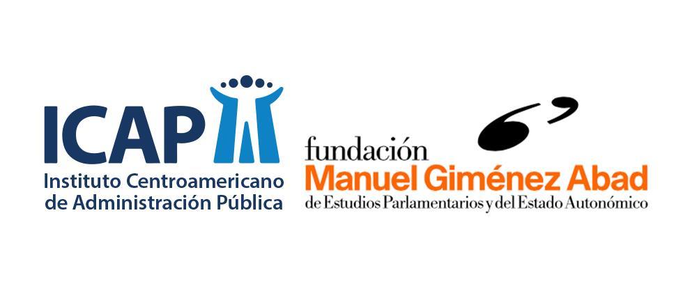 Firma de convenio marco de colaboración entre el ICAP y la Fundación Manuel Giménez Abad catapulta Programa de Especialización en Gestión Parlamentaria