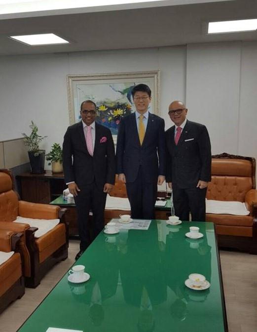 Centroamérica y Corea establecen puentes para la generación de nuevos liderazgos del desarrollo