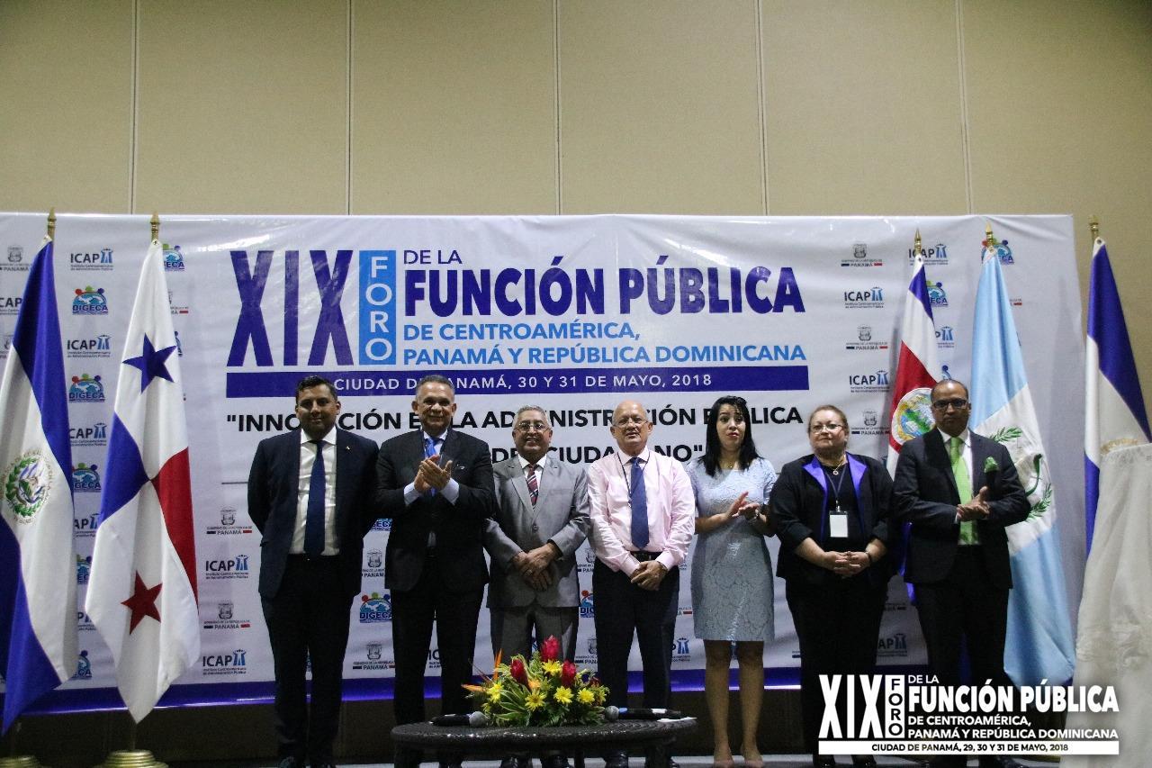 XIX Reunión de Autoridades del Foro de Centroamérica, Panamá y República Dominicana