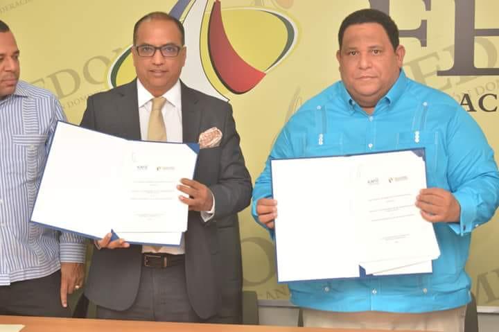 Importante Convenio de Cooperación entre el ICAP y la Federación Dominicana de Municipios (FEDOMU)