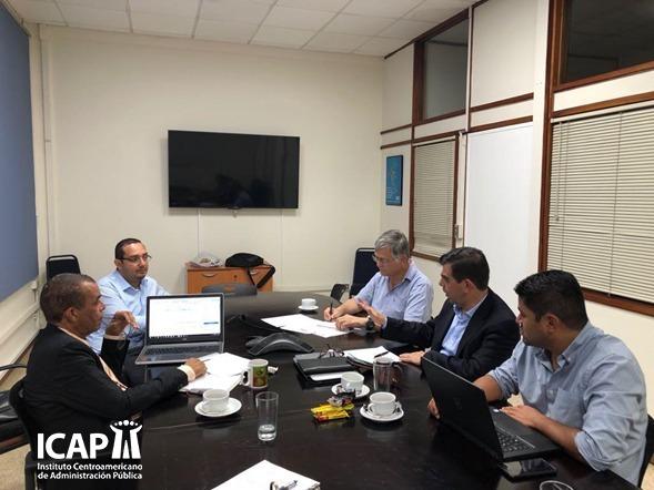 ICAP Apoya Proceso de Formulación de la Nueva Política Agrícola de la Región SICA