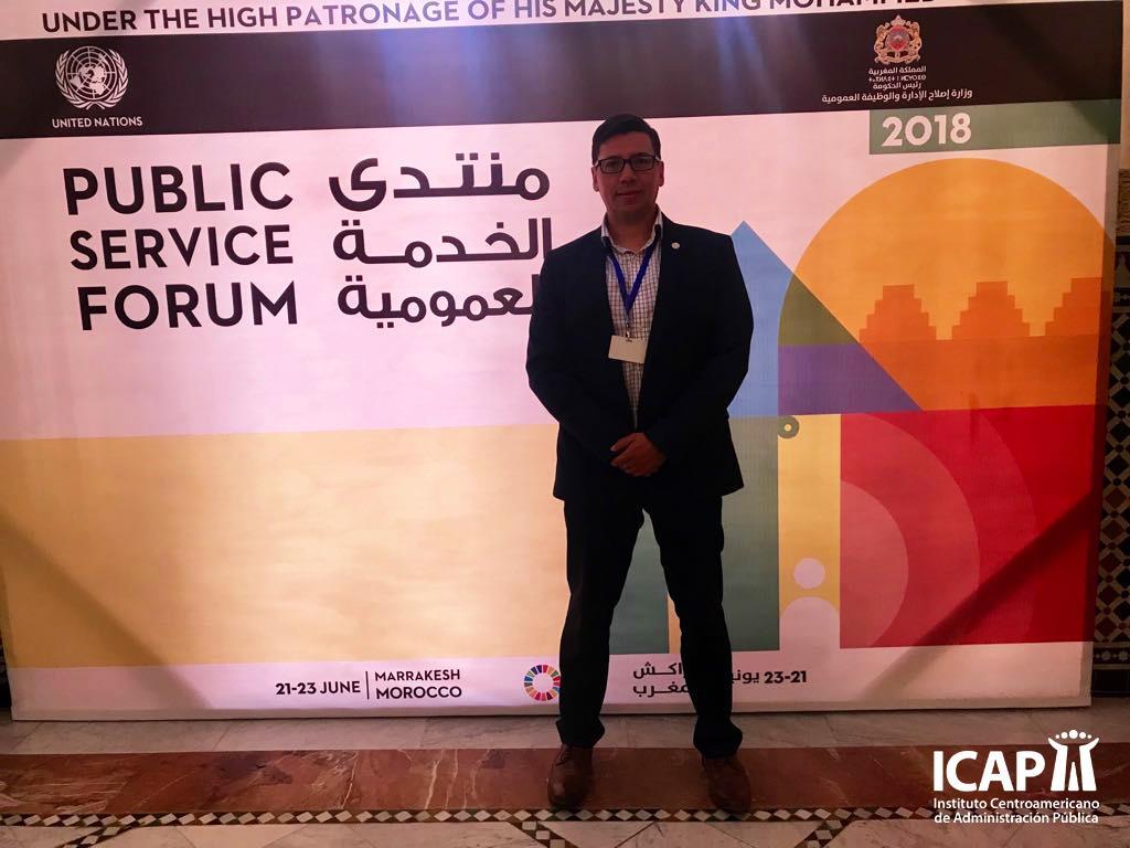 """ICAP presente en  el Foro """"Transformando la gobernanza para alcanzar los Objetivos del Desarrollo"""""""