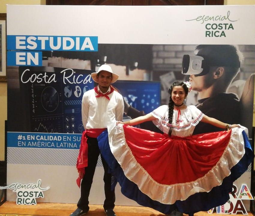 """El ICAP expone su oferta académica en Honduras y El Salvador, en la Feria """"Estudia en Costa Rica"""""""