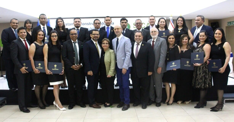 20 profesionales de Centroamérica y República Dominicana se certifican con el ICAP en Resiliencia en Seguridad Alimentaria y Nutricional