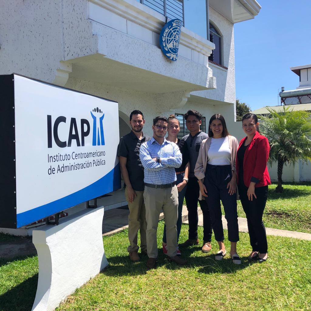 Programa de Vinculación Externa, Pasantías y Practica Supervisada implementado por el ICAP