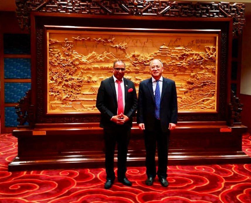 ICAP firmará acuerdo de cooperación múltiple con la Academia Nacional de Gobernanza de la República Popular China.