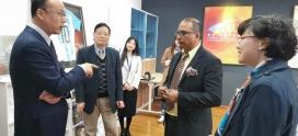 ICAP y Universidad de Fudan fortalecen puentes de cooperación