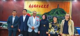 ICAP se reunió con la Academia de Gobernanza de Xi'an