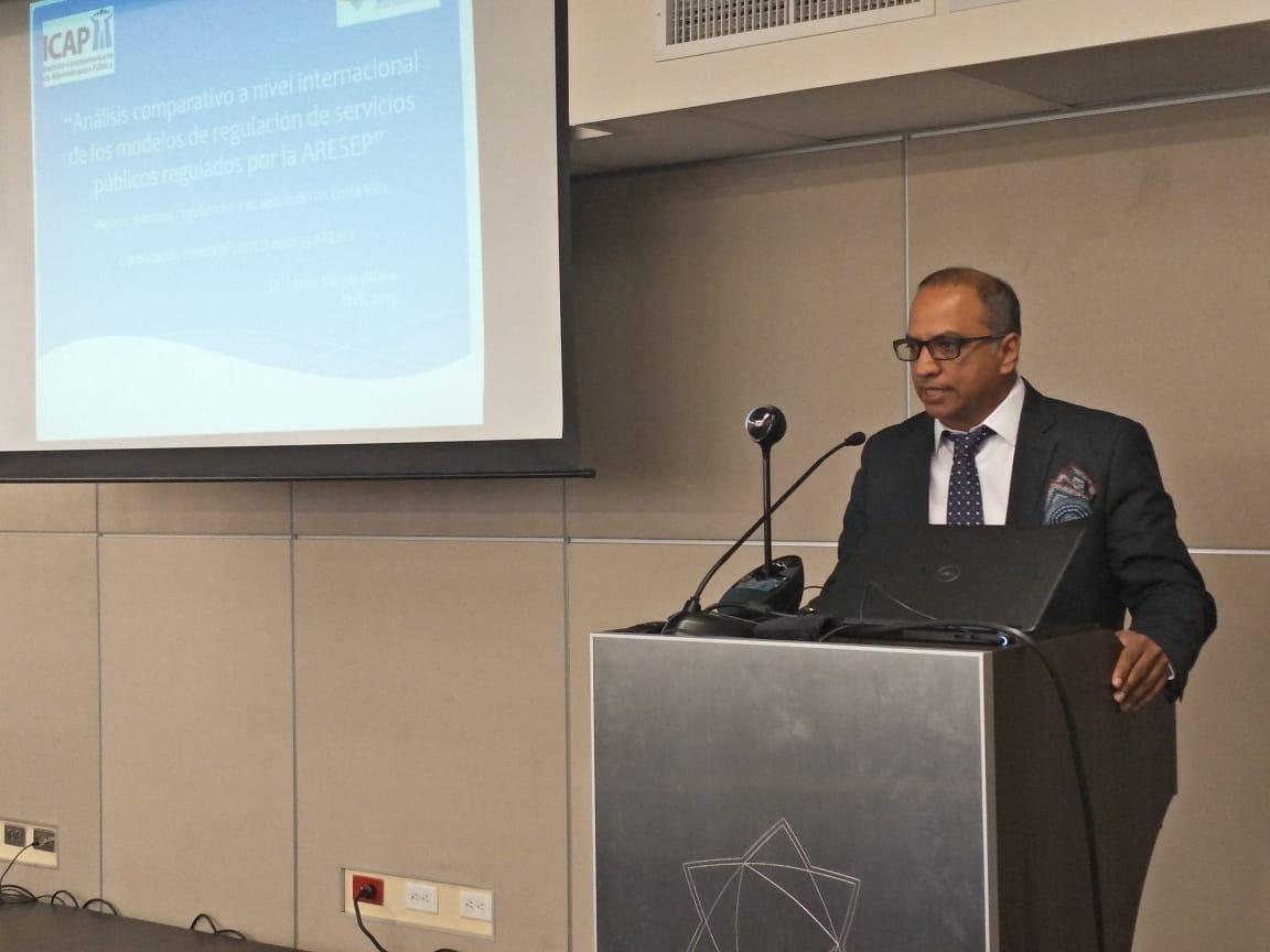 ICAP y ARESEP fortalecen capacidades en mejores prácticas regulatorias