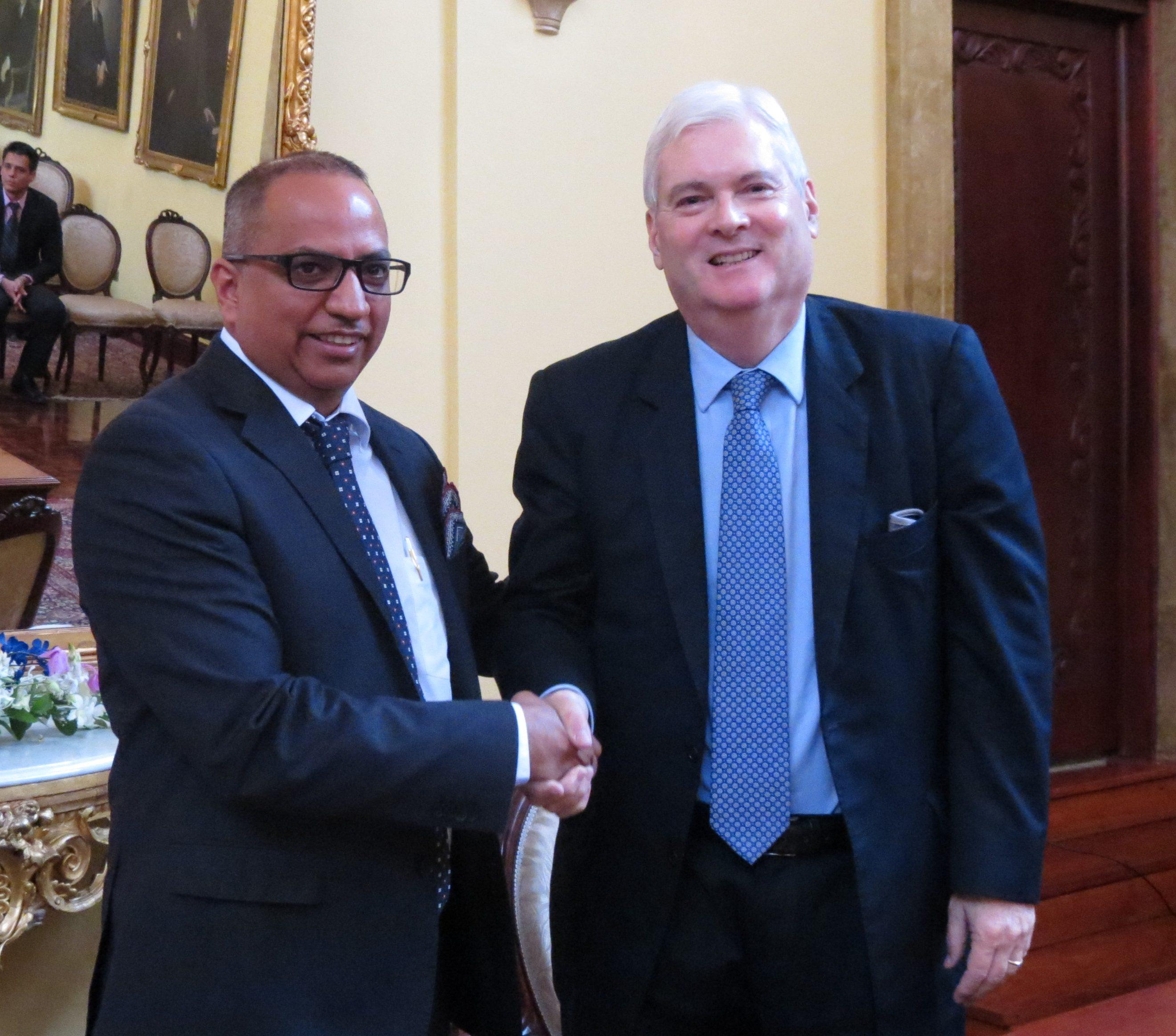 ICAP y Ministerio de Relaciones Exteriores y Culto firman acuerdo de cooperación interinstitucional