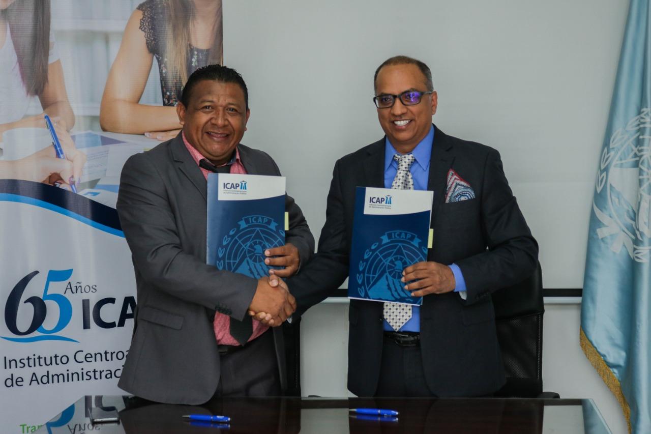 Alianza estratégica entre ICAP y Municipalidad de Buenos Aires de Puntarenas