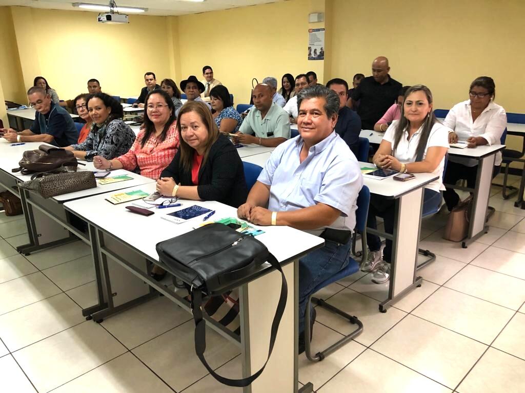 19 Alcaldes y Alcaldesas salvadoreños participaron del Programa de Desarrollo y Fortalecimiento Local del ICAP