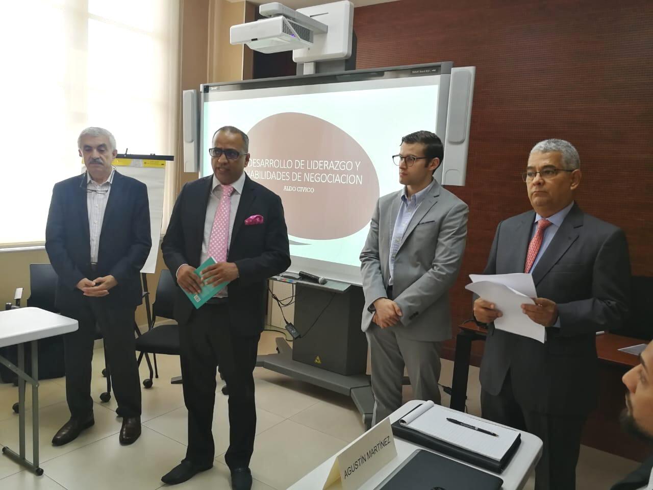ICAP y UNITAR apoyan desarrollo de capacidades en el Ministerio de Relaciones Exteriores de Panamá