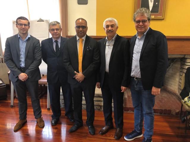 50 diplomáticos panameños y costarricenses reciben seminario sobre: Desarrollo de Liderazgo y Capacidad de Negociación