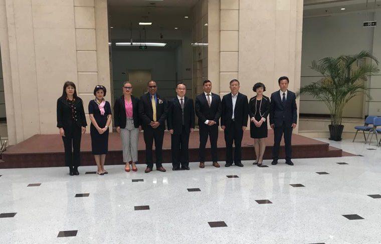 ICAP firma convenio con el Instituto de Administración Pública de Shanghái