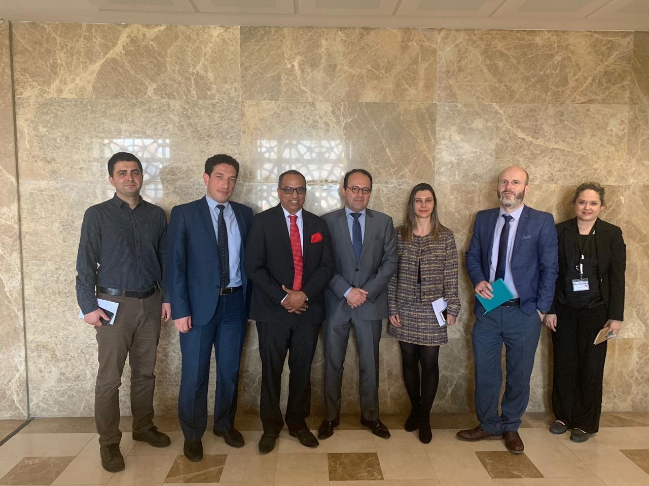Cooperación turca apoyará proyecto de Blindaje Climático