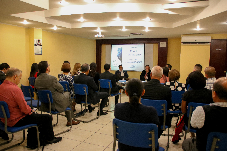 """Presentación del Libro """"Las Reformas Fiscales en Costa Rica, 1990-2014"""""""