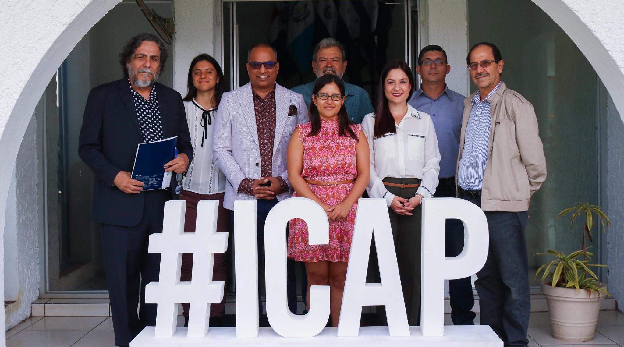ICAP suscribió Acuerdo de Cooperación con la Alianza Nacional Ríos y Cuencas de Costa Rica