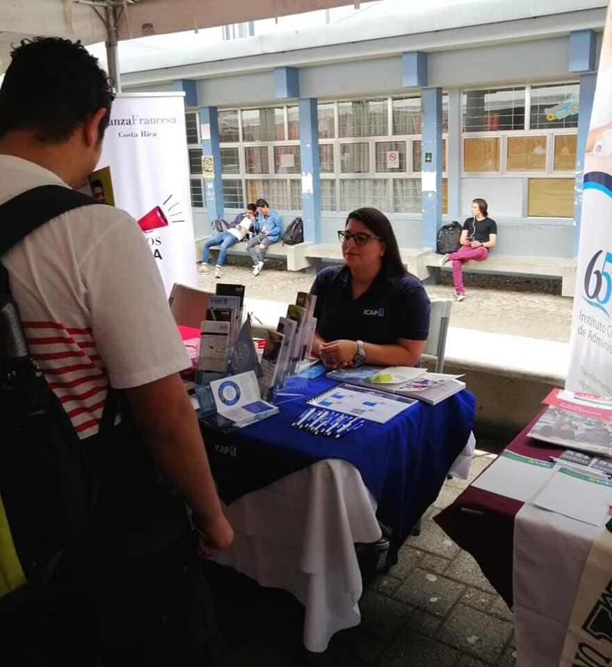 ICAP participó en el Festival Internacional de Cultura y Artes Montes de Oca