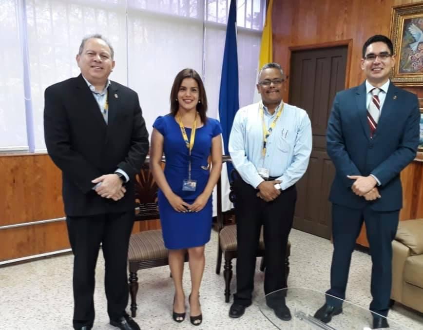 ICAP y UNAH contribuyen en la formación profesional en Honduras