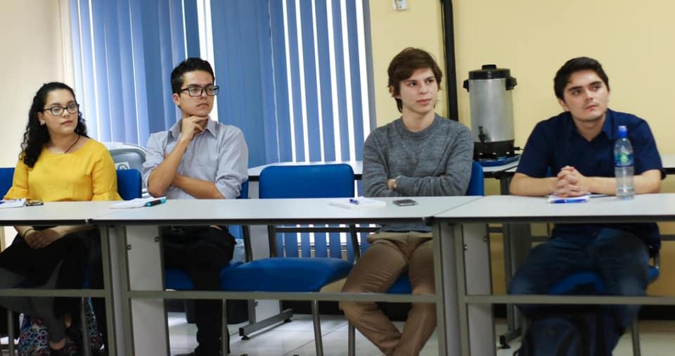 Segunda generación centroamericana Programa de Vinculación Externa, Pasantías y Practica Supervisada