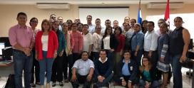 ICAP capacita tomadores de decisión en Nicaragua.