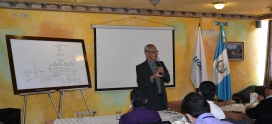 29 funcionarios de SEGEPLAN se capacitan en Formulación y Evaluación de Proyectos