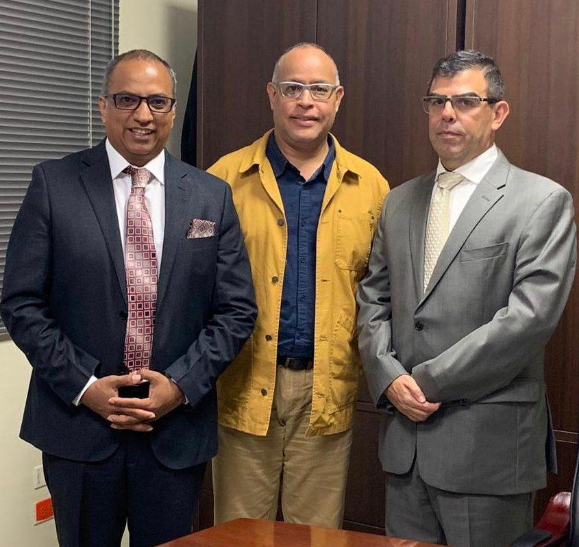 Alianza de cooperación entre el ICAP y la Universidad del Caribe
