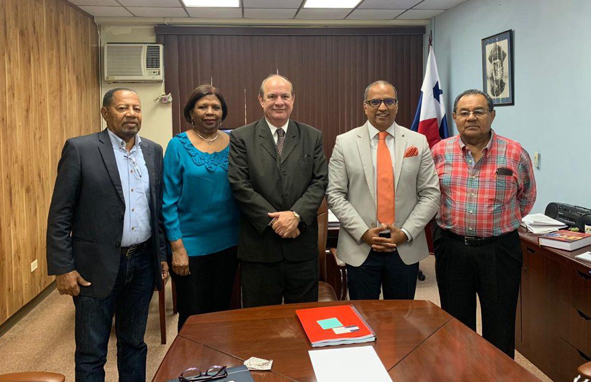 ICAP amplía vínculos de cooperación en Panamá.