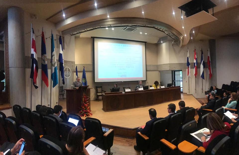 """ICAP participa con un panel en el VI Seminario Internacional """"Integración Centroamericana y Derecho Comunitario"""""""