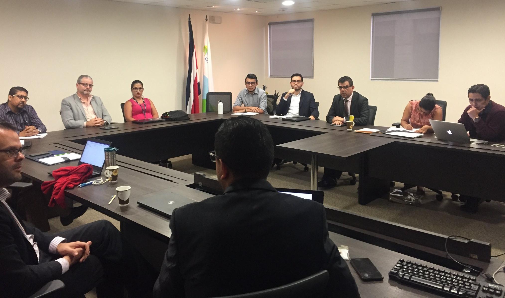 ICAP inicia asesoría a Correos de Costa Rica S.A. en buenas prácticas de la administración postal