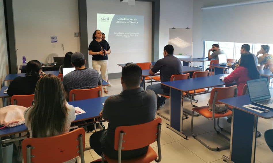 16 participantes iniciaron la IV edición del curso Contratación Administrativa