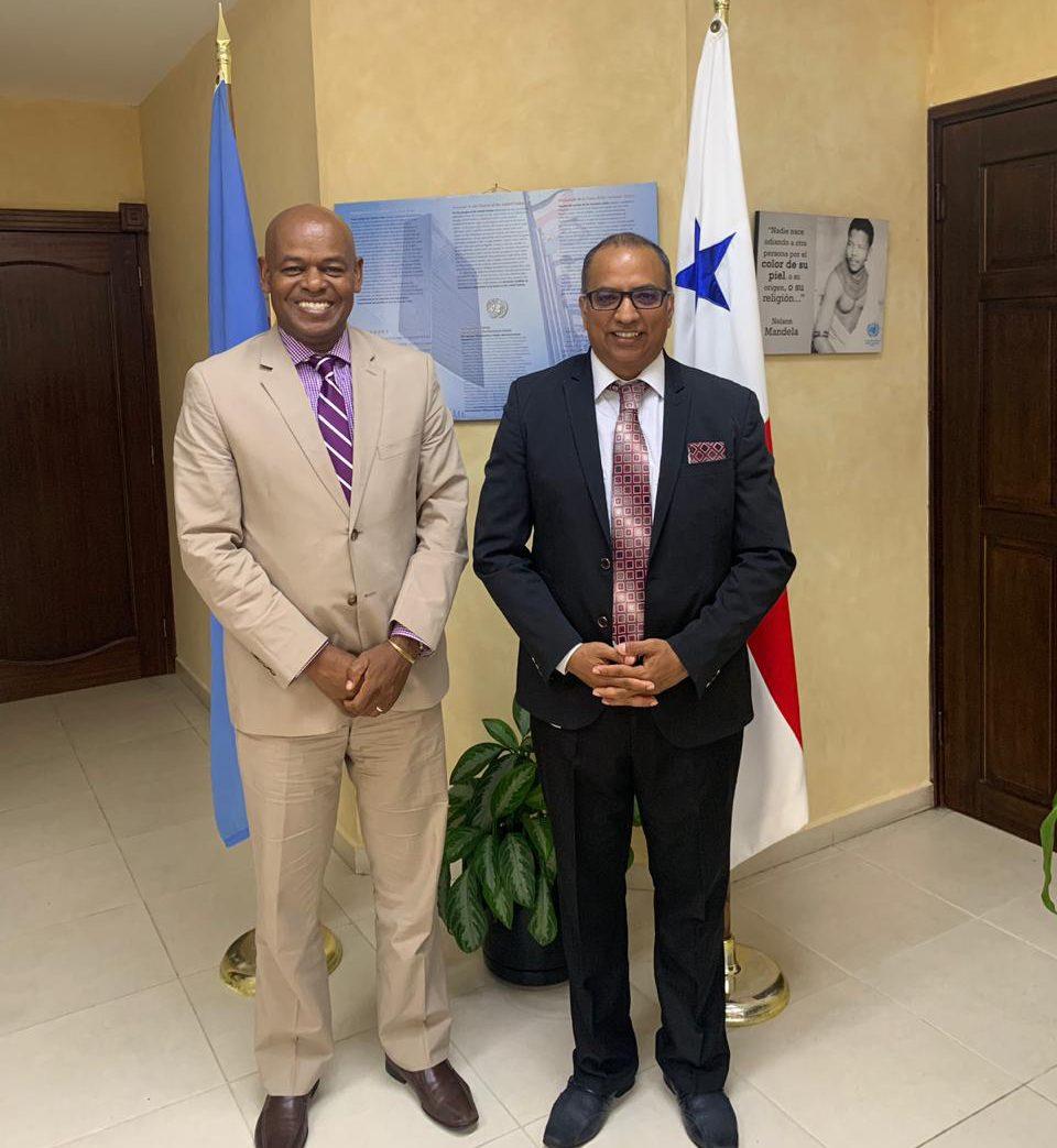 ICAP y ONU fortalecen alianza de cooperación en Panamá