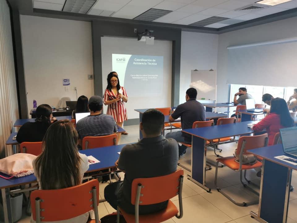 Programa de Formación Continua profesionaliza la región Centroamericana