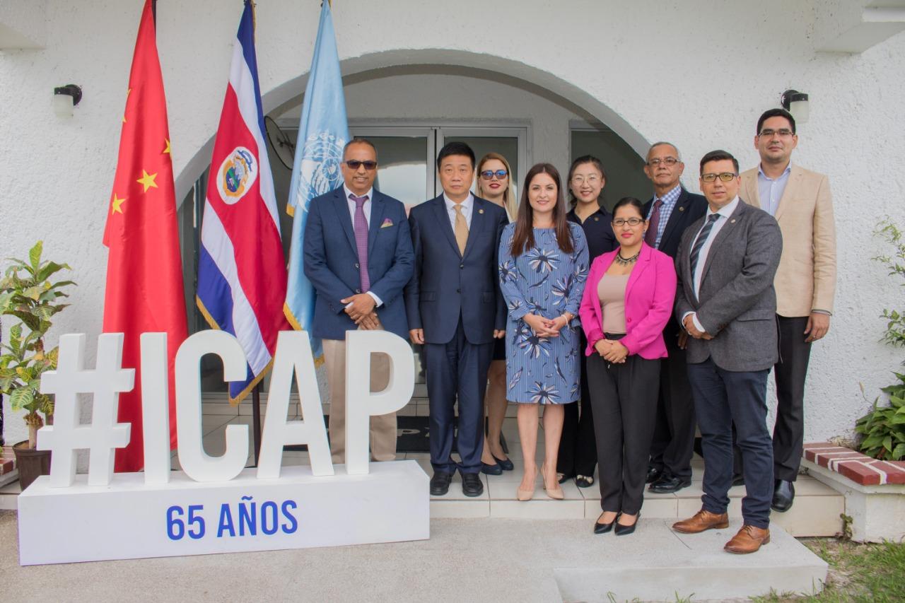 ICAP abre espacios de cooperación con República Popular China para la región